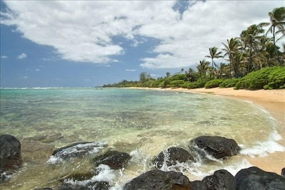 Papaa Bay Beach, Anahola, Hawaii, United States of America