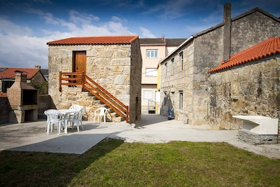Pedrafigueira, Carnota, Galice, Espagne