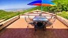 seats 8 - views towards Assisi