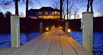 Waterfront 5+ bedroom home on the Miles River!