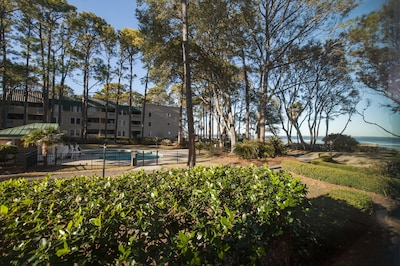 Spa on Port Royal Sound, Hilton Head Island, South Carolina, United States of America