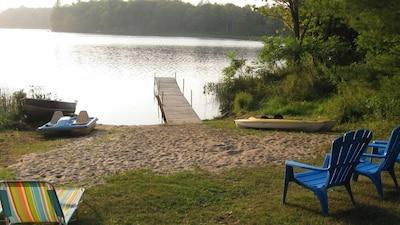 4 Acres On The Lake - Sharbot Lake, Ontario