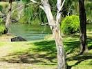Easy River access via private boat ramp