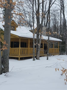Butter Barn Log Cabin