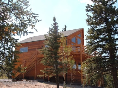 Seclusion in the pines!