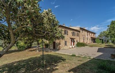 Tenuta San Vito Agriturismo: Villa Frantoio 8 Doppie E Piscina