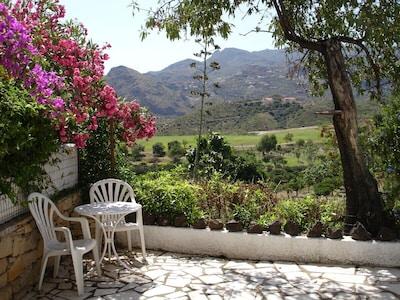 Dos habitación casa para vacaciones en el sur de España en un hermoso valle ubi…
