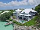 Sunset Point Villa is one of the island's most popular vacation rentals