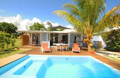 Plage de Riambel, Riambel, District de Savanne, Île Maurice