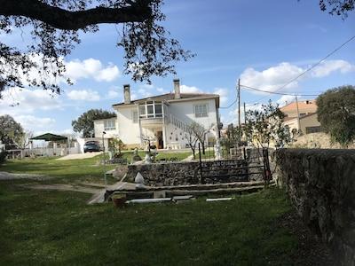 Castro de San Mamede, Villardiegua de la Ribera, Castile and Leon, Spain