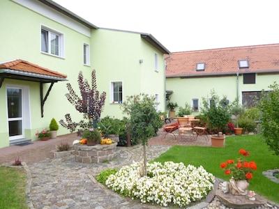 Schönwölkau, Sachsen, Deutschland