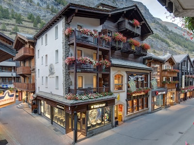Alpine Lodge Sommer