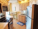 All new Stainless Steel appliances new cabinets. Fully equipped