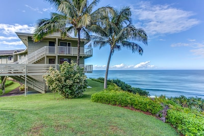 2nd Level End Unit (no stairs) with Magnificent Oceanfront Views From Each Room