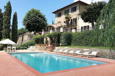 San Donato in Fronzano, Reggello, Toscane, Italie