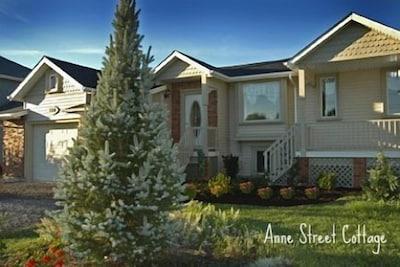 Anne Street Cottage is a 15 min walk to Queen Street