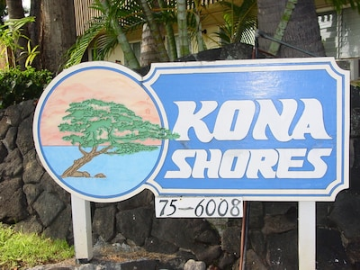Aloha and welcome to Kona Shores!