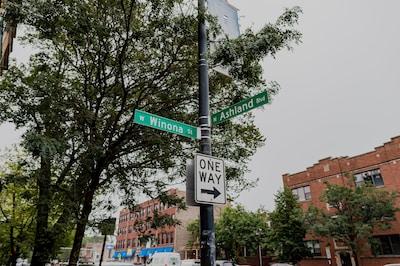 Winona St & Ashland Ave