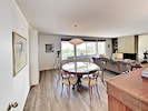 Dining Area - Enjoy vacation meals together at the 6-seat dining table.