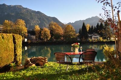 Goldswil, Ringgenberg, Canton de Berne, Suisse