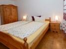 Ferienwohnung Bergfranzenhof, 120qm, Balkon, Terrasse, 3 Schlafzimmer, max. 6 Personen