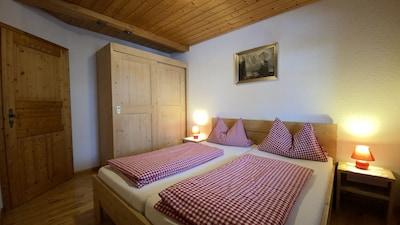 Ferienwohnung Nord, 55 qm, 2 Schlafzimmer, max. 4 Personen