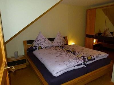 Ferienwohnung Rosi, 65qm, 1 Schlafzimmer, max. 3 Personen