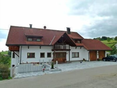Wolpadingen, Dachsberg (Südschwarzwald), Baden-Württemberg, Deutschland