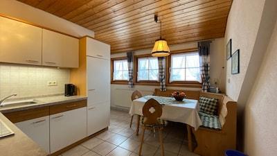 Ferienwohnung Süd, 52 qm, 1 Schlafzimmer, max. 2 Personen