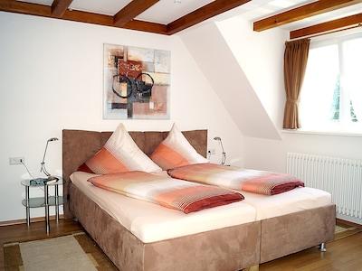 Studiowohnung 75qm, 2 Schlafzimmer, max. 4 Personen