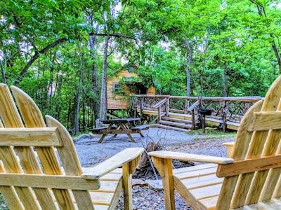 Ozark Folk Center State Park, Mountain View, Arkansas, United States of America