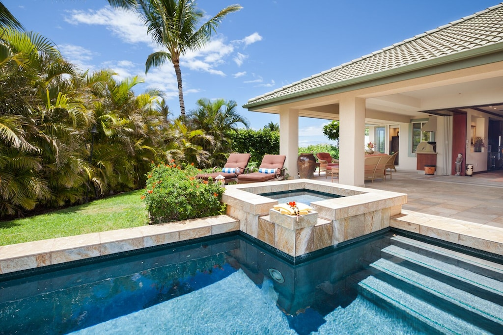 This holiday rental is one of the most amazing places to stay on Big Island
