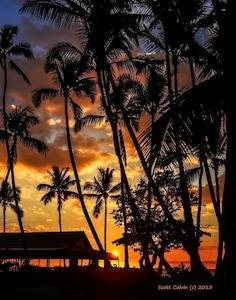Mauna Lani Beach, Kamuela, Hawaii, United States of America