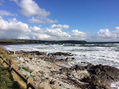 Clonea Strand, Blue Flag Beach Waterford Situated in Dungarvan, County Waterford