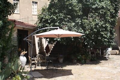 Laconi, Sardinia, Italy