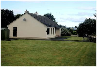 Rosserk Abbey (abbaye), Killala, Mayo (comté), Irlande