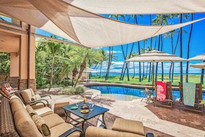 The perfect beachfront escape