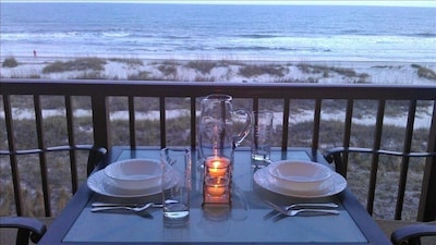 Balcony Dinning