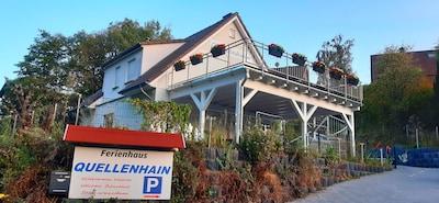 Ferienhaus QUELLENHAIN mit 5 Schlafzimmern, Kinderfreundlich