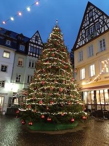Weihnachtsmarkt Cochem 2019