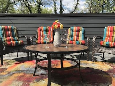 Restaurants 8s 12 South Nashville Tn, Patio Furniture Nashville Tn