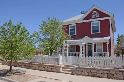South Broadway, Albuquerque, New Mexico, Verenigde Staten