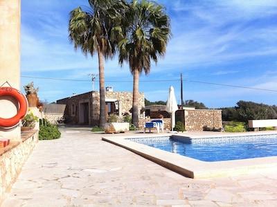 Crique Cala Sa Nau, Felanitx, Baléares, Espagne