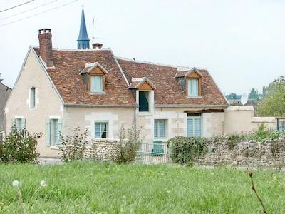 Montrésor, Indre-et-Loire (département), France