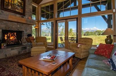 Jackson Hole Golf & Tennis Club, Jackson, Wyoming, United States of America