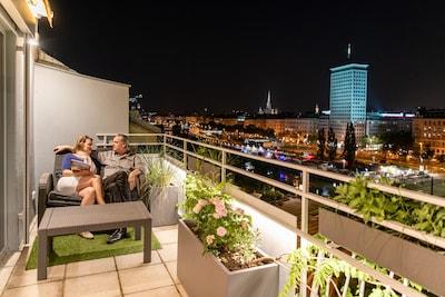 Skyflats Vienna Ring View Ringturm
