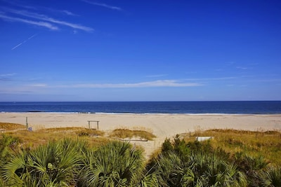 Beachside Colony, Tybee Island, Georgia, United States of America