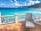 View of Apple Bay from our new Sun Deck!