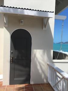 Casa Caribe Front Door