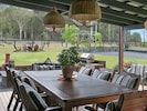 outdoor dining area (undercover)